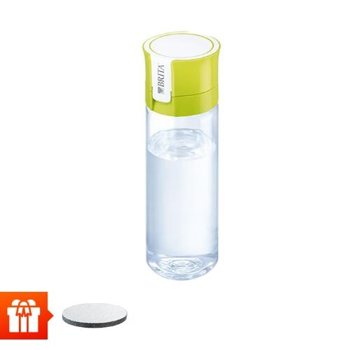 [EC]-BRITA-  Bình lọc nước fill &go Vital Lime 600ml (kèm Micro Disc)
