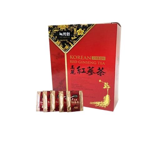NOKCHAWON  Hộp trà Hồng Sâm 50 gói