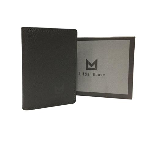 [EC]- LITTLE MOUSE - Ví namecard ĐẲNG CẤP - màu đen