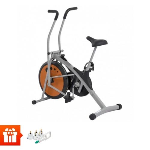 [MK]AIR BIKE - Xe đạp tập thể hình MK77 + Bộ giác hơi 6 cốc