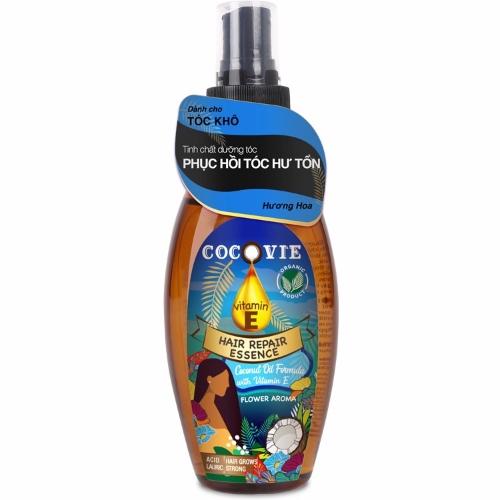 [EC]-COCOVIE-Tinh chất phục hồi tóc hư tổn hương hoa