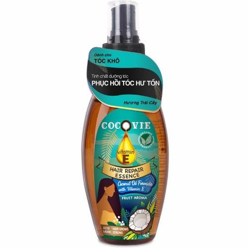 [EC]-COCOVIE-Tinh chất phục hồi tóc hư tổn hương trái cây