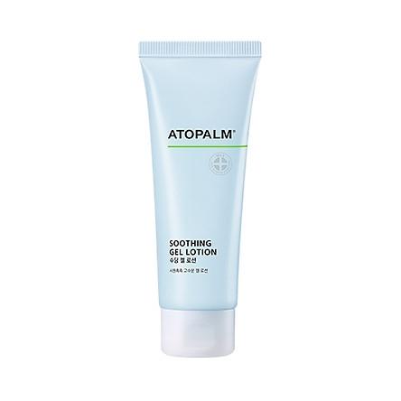 Lotion (gel) cung cấp dưỡng chất và độ ẩm cho da Atopalm Soothing Gel Lotion 120ml