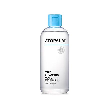 Nước tẩy trang ATOPALM Mild Cleansing Water 250ml