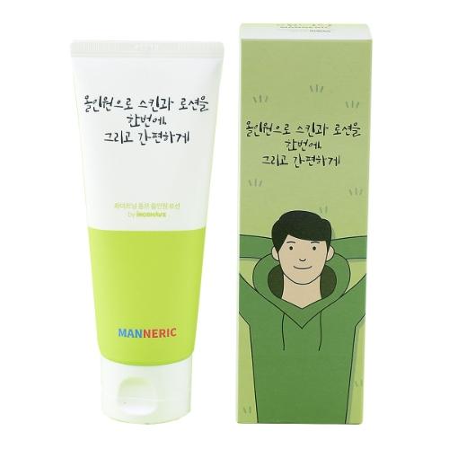 Lotion làm sạch da, cung cấp độ ẩm cho da 100ml_MANNERIC WHITENING HOMME ALL-IN-ONE LOTION