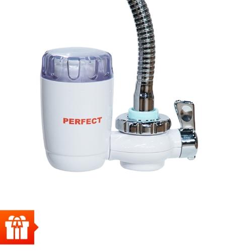 [New] PERFECT - 2 Bộ lọc nước tại vòi + 2 lõi lọc