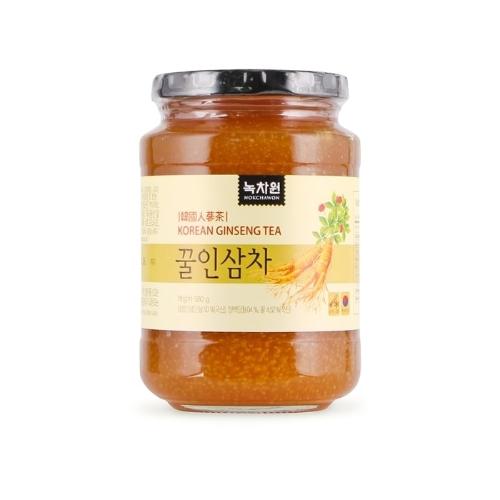 NOKCHAWON-Trà Sâm Hàn Quốc 580g