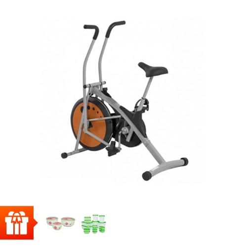 [60PMK]AIR BIKE - Xe đạp tập thể hình MK77 + Bộ 17 hộp nhựa + Bộ 3 thố sứ MK154