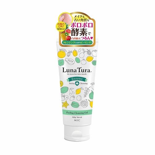 [EC]-LUNA TURA-Gel tẩy trang, tẩy tế bào chết, dưỡng trắng da ENZYME PEELING CLEANSING 150g