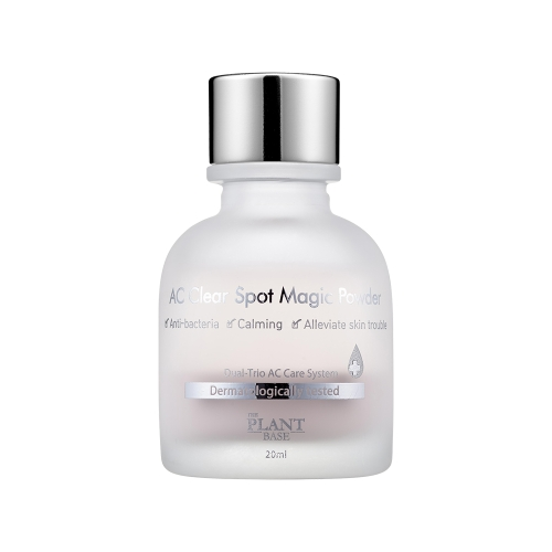 [EC]-The Plant Base -Phấn lỏng dưỡng da dầu và làm giảm vết thâm mụn AC Clear Spot Magic Powder 20ml