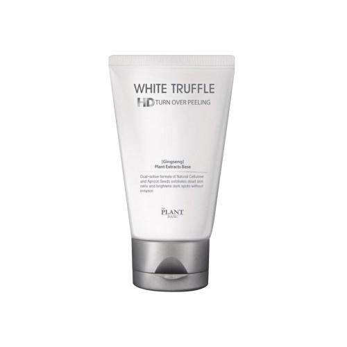 [EC]-The Plant Base - Gel giúp làm sạch tế bào chết White Trufle Turn Over Peeling 50ml