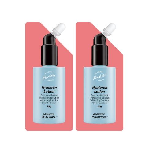 [EC]-Cosmetic Revolution- Combo 2 tuýp lotion dưỡng da mềm mịn - Hyaluron Lotion (25g x 2)