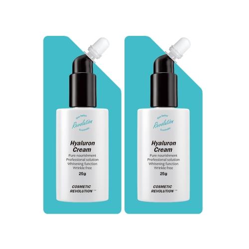 [EC]-Cosmetic Revolution- Combo 2 tuýp kem dưỡng da mềm mịn - Hyaluron Cream (25g x 2)