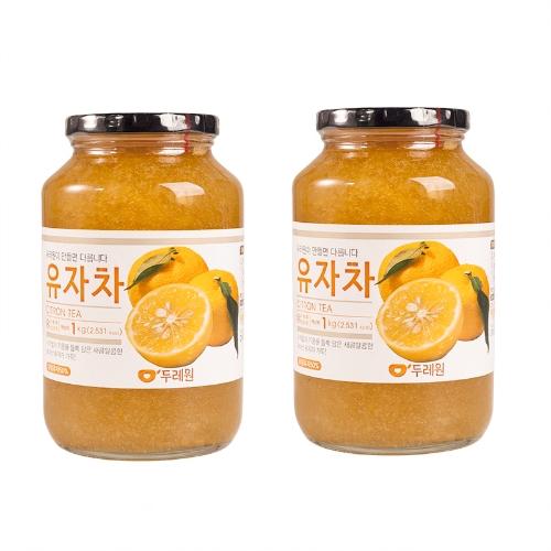 Natural Food- Combo 2 Trà Mật Ong Chanh Dooraewon (1kg)