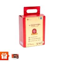 Cao Hồng Sâm K-Jin Stick Gold 10g (100 gói / hộp ) Tặng 20 chai nước Hồng Sâm
