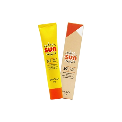 [EC]-Natinda - Kem chống nắng Daily Perfect Sun Cream (50g)