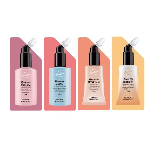 [EC]-CosmeticRevolution-Bộ chăm sóc da mặt toàn diện cho da hỗn hợp,dầu 4in1(NgàyĐêm)