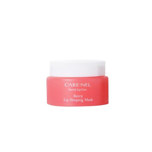 [EC]CARE:NEL-Mặt nạ ngủ dưỡng ẩm môi dâu Berry Lip Night Mask 23g